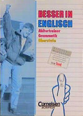 Besser in Englisch / Abiturtrainer: Grammatik