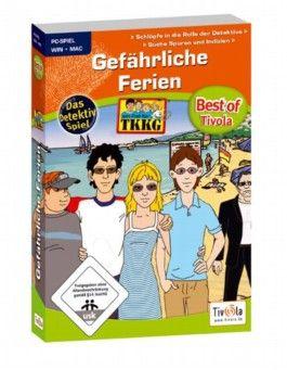Best of Tivola TKKG 14 Gefährliche Ferien