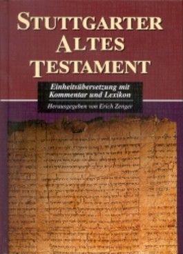 Bibelausgaben, Katholisches Bibelwerk : Stuttgarter Altes Testament