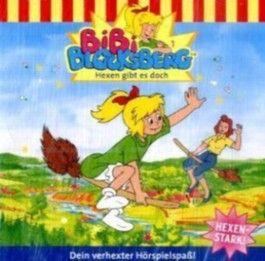 Bibi Blocksberg, Hexen gibt es doch, 1 Audio-CD