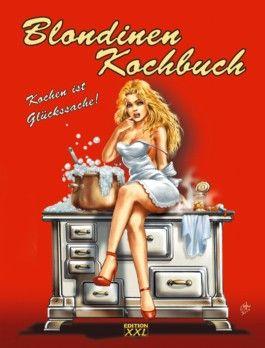 Blondinen Kochbuch