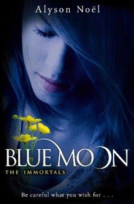 Blue Moon. Der blaue Mond, englische Ausgabe
