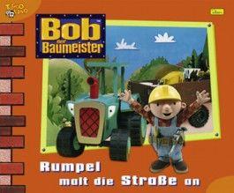 Bob, der Baumeister - Rumpel malt die Straße an