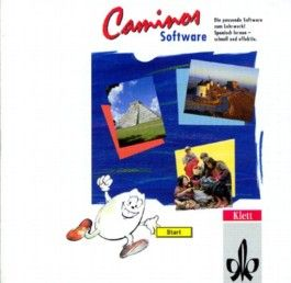 Caminos / Spanisch für Anfänger / Lehrbuch