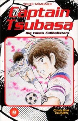 Captain Tsubasa. Bd.9