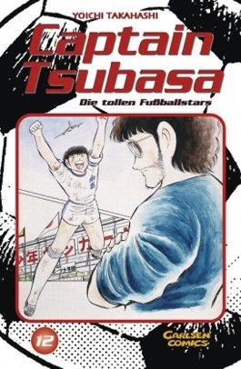 Captain Tsubasa. Die tollen Fußballstars / Captain Tsubasa - Die tollen Fußballstars, Band 12