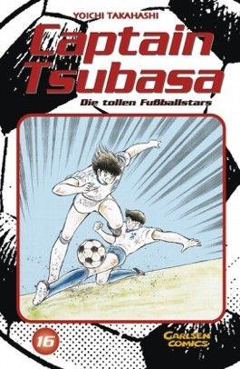 Captain Tsubasa. Die tollen Fußballstars / Captain Tsubasa - Die tollen Fußballstars, Band 16