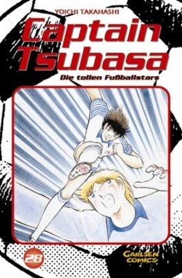 Captain Tsubasa. Die tollen Fußballstars / Captain Tsubasa - Die tollen Fußballstars, Band 28