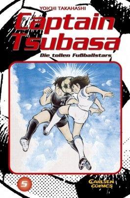 Captain Tsubasa. Die tollen Fußballstars / Captain Tsubasa - Die tollen Fußballstars, Band 5