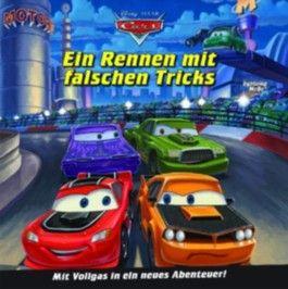 Cars, Ein Rennen mit falschen Tricks
