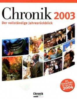 Chronik 2003