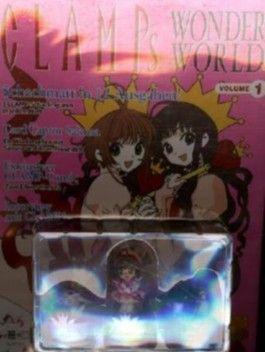 CLAMPs Wonderworld. Vol.1