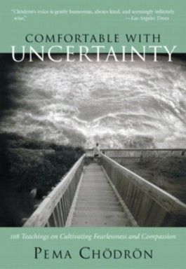 Comfortable with Uncertainty