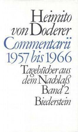 Commentarii 1957-1966
