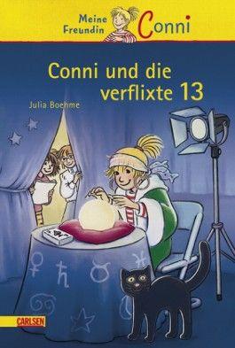 Meine Freundin Conni 13: Conni und die verflixte 13