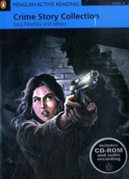 Crime Story Collection Book and CD-ROM Pack