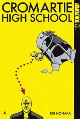 Cromartie High School. Bd.4
