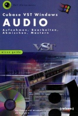 Cubase VST Windows Audio (ab Version 5), m. CD-ROM