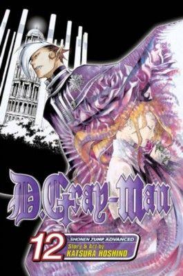 D.gray-man 12