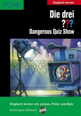 Dangerous Quiz Show, m. MP3-CD