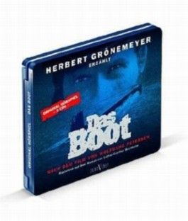 Das Boot, Original Hörspiel, 2 Audio-CDs