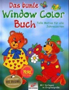 Das bunte Window Color Buch