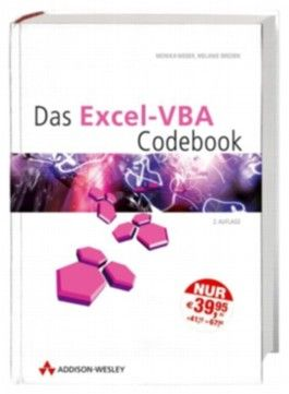 Das Excel-VBA Codebook, m. CD-ROM