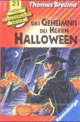 Die Knickerbocker-Bande 56: Das Geheimnis des Herrn Halloween, 1 Cassette