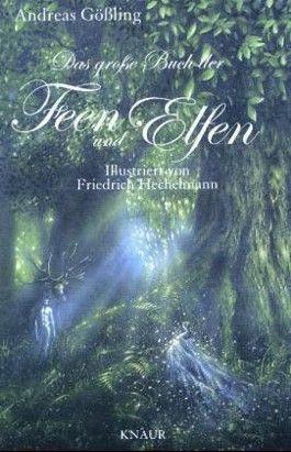 Das große Buch der Feen und Elfen