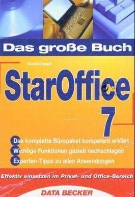Das große Buch StarOffice 7