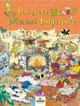 Das grosse Hexen-Wimmel-Bilderbuch