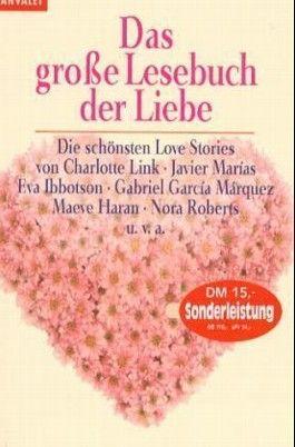 Das große Lesebuch der Liebe