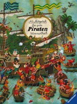 Das große Piraten-Wimmelbuch