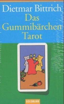 Das Gummibärchen Tarot, Tarotkarten m. Begleitbuch
