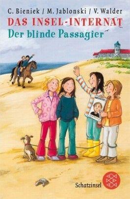 Das Insel-Internat: Der blinde Passagier