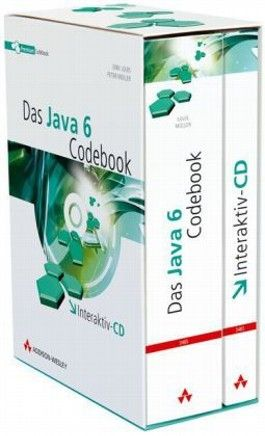 Das Java 6 Codebook, m. Interaktiv-CD-ROM