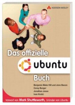 Das offizielle Ubuntu-Buch, m. DVD-ROM