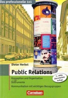 Das professionelle 1 x 1 / Public Relations