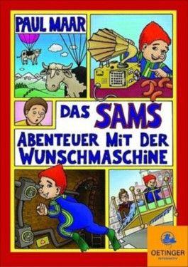 Das Sams - Abenteuer mit der Wunschmaschine - CD-ROM