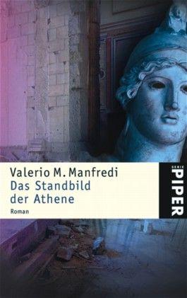 Das Standbild der Athene