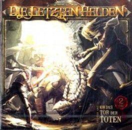 Das Tor der Toten, 2 Audio-CDs