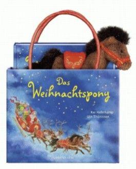 Das Weihnachtspony - Geschenkset