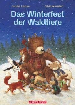 Das Winterfest der Waldtiere