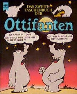 Das zweite Taschenbuch der Ottifanten