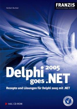 Delphi 2005 goes .NET, m. CD-ROM