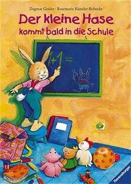 Der kleine Hase kommt bald in die Schule