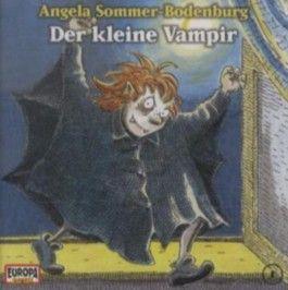 Der kleine Vampir, 1 Audio-CD