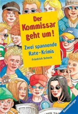 Der Kommissar geht um!. Bd.3