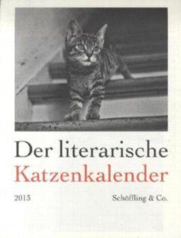Der literarische Katzenkalender 2009