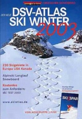 Der neue DSV-Atlas Ski Winter 2003